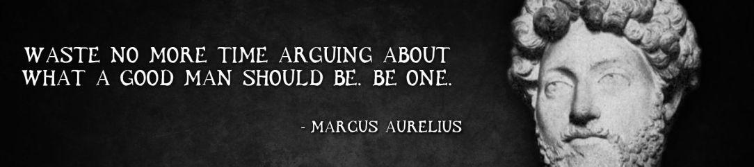 Marcus Aurelius gossip quote