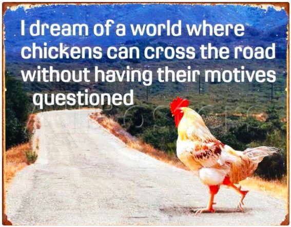 Chicken-Motives
