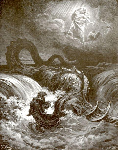 dore leviathan