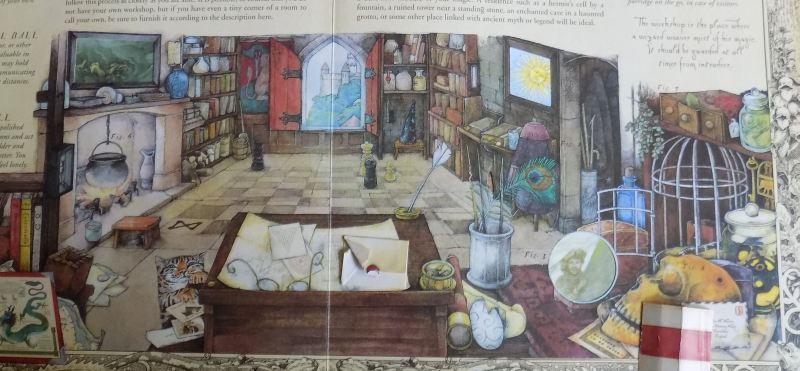 sample page wizardology