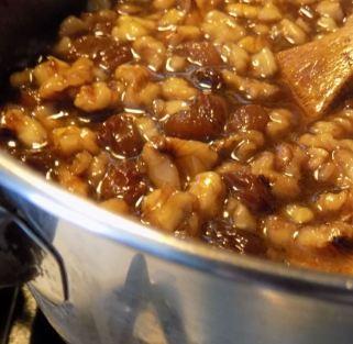cooking mixture