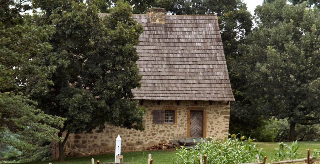 The 1719 Hans Herr House in PA – Denney Home Place
