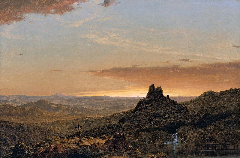 Cross_in_the_Wilderness_Frederic_Edwin_Church