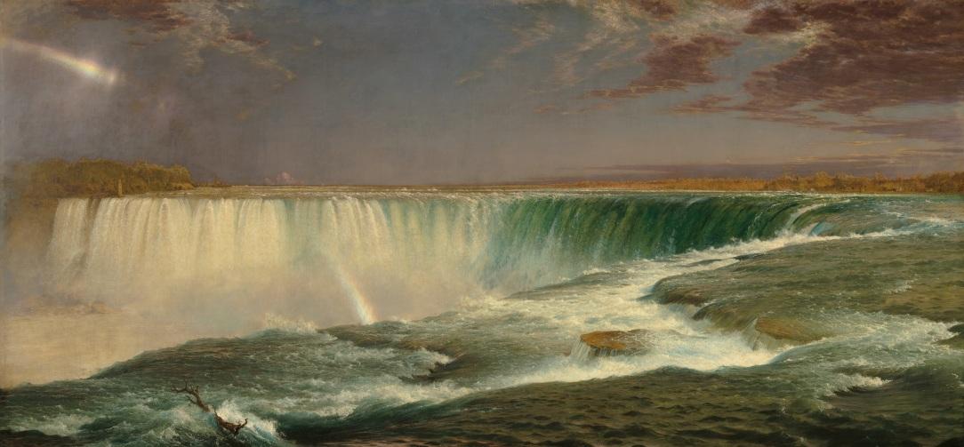 Niagara, 1857