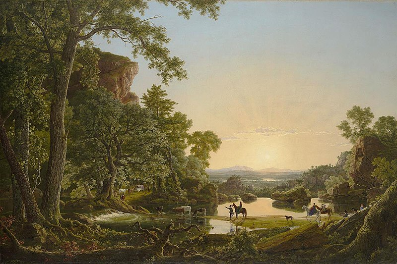 Hooker_and_Company_Frederic_Edwin_Church