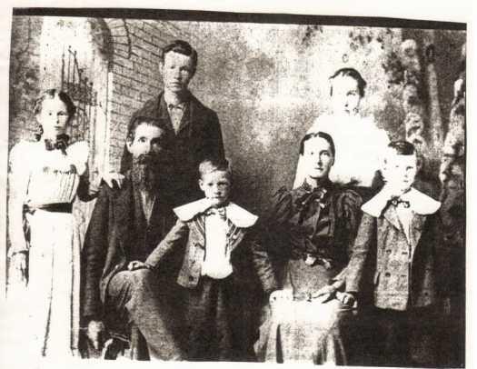 Christman family