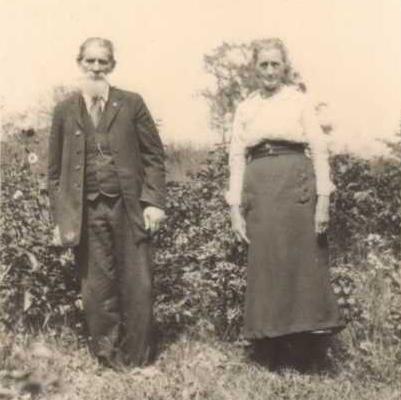 WD and Rebecca