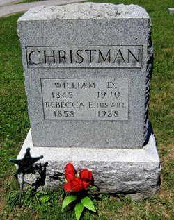 WD grave stone