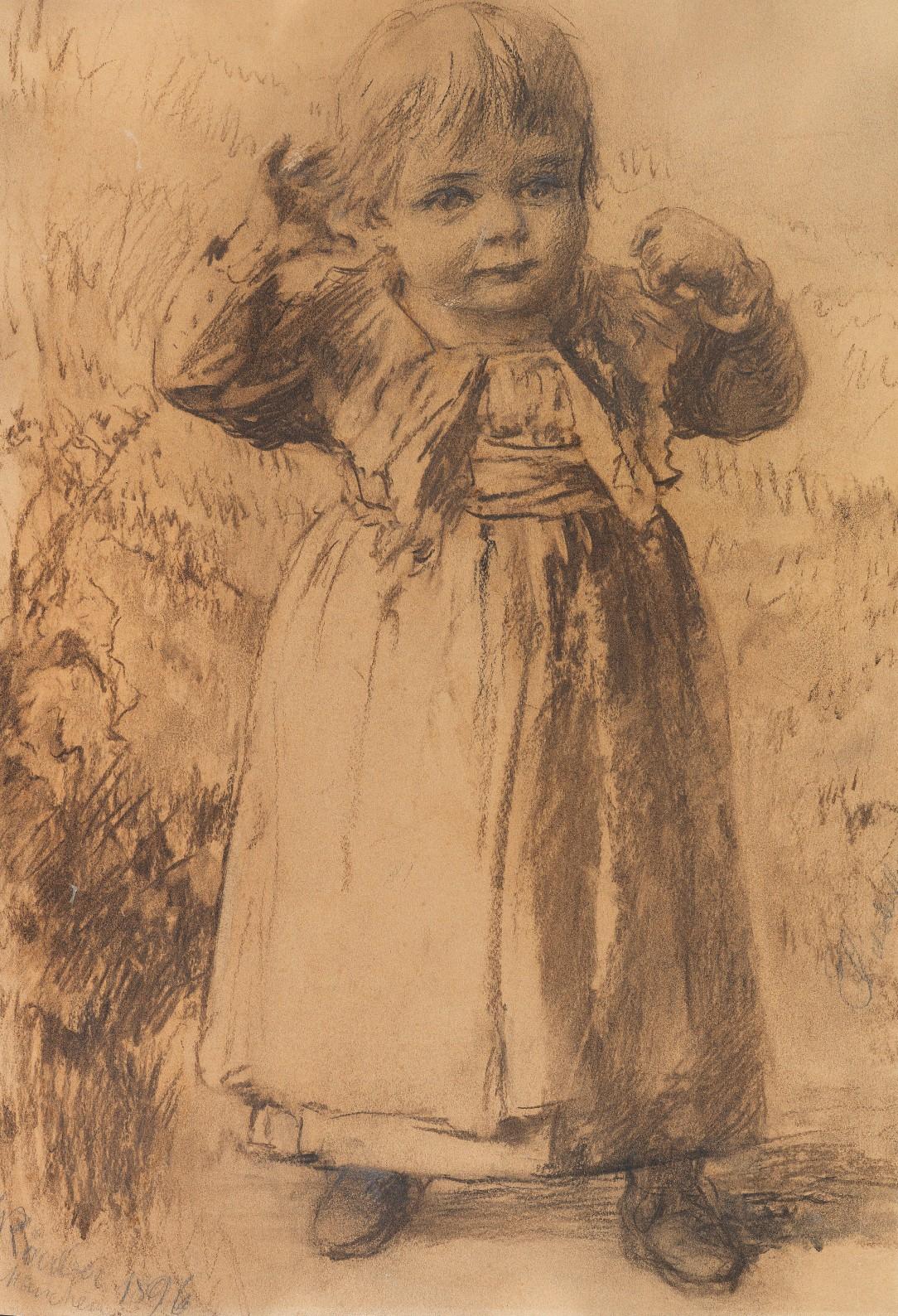 Wilhelm_Räuber_Kinderporträt_(Adoptivtochter)_I
