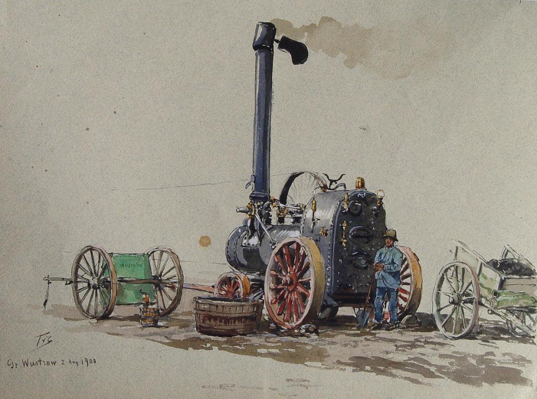 eckenbrecher 1900