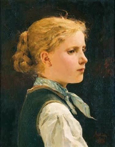 Albert Anker 1831-1910 5