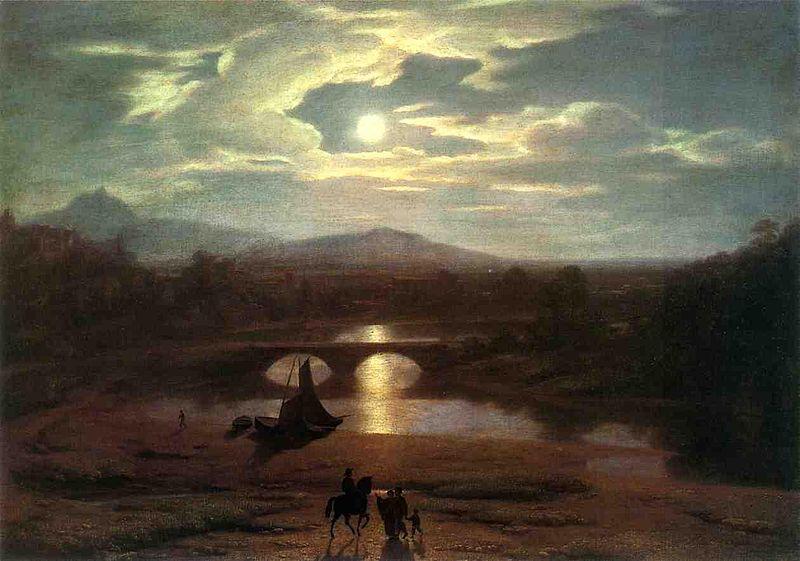 Moonlit Landscape 1809