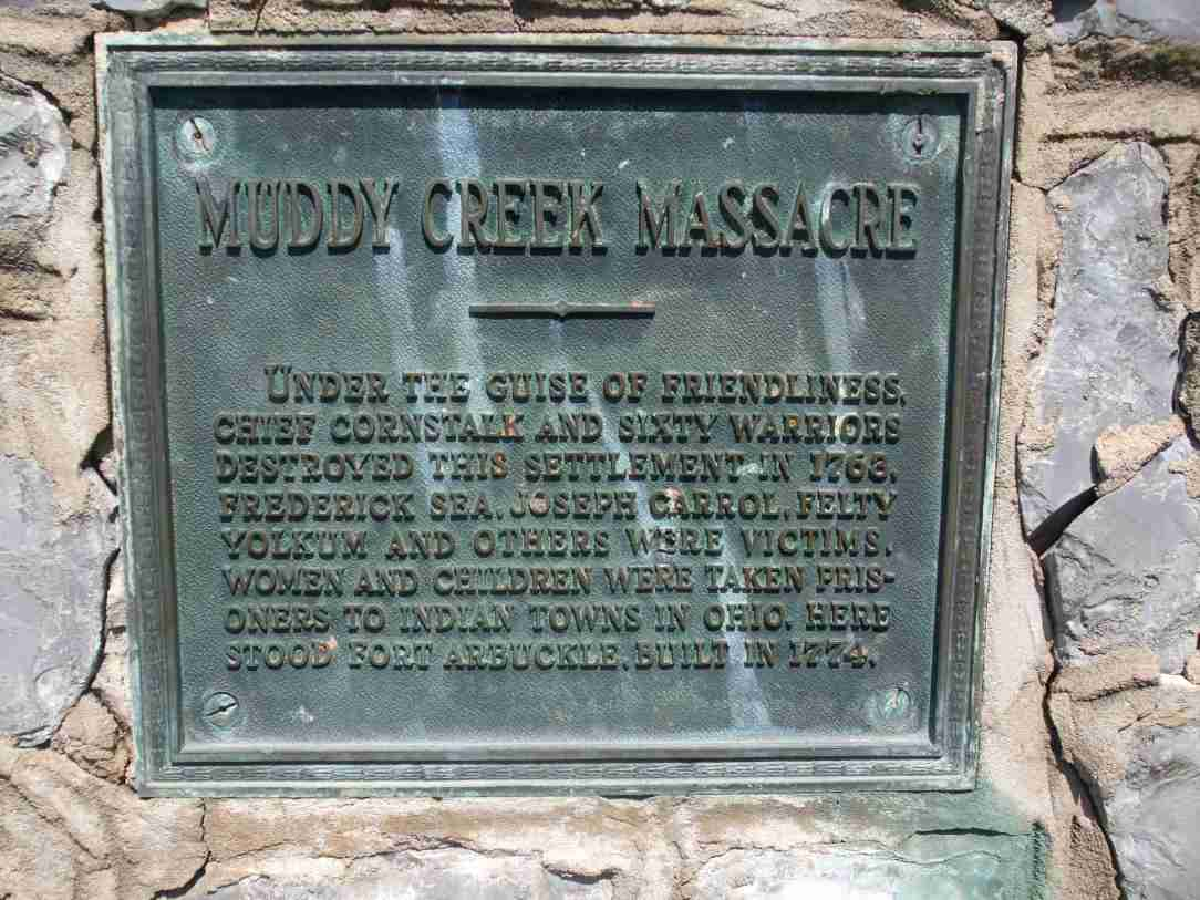 muddy creek massacre