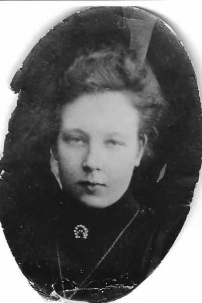 Antonie Lingemann portrait