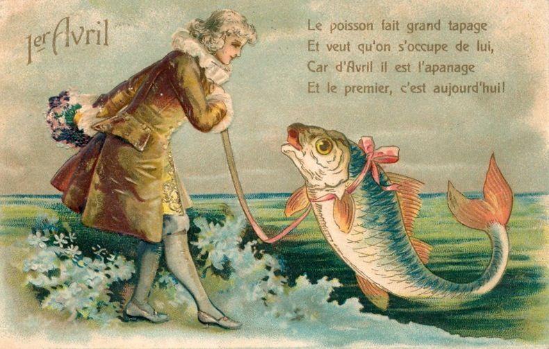 fish fool