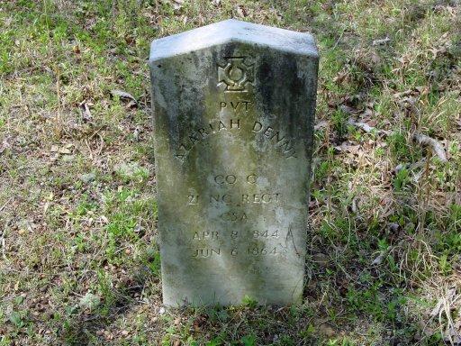azariah martin denny tombstone