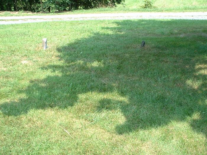 grave site Abraham Snyder Sr.