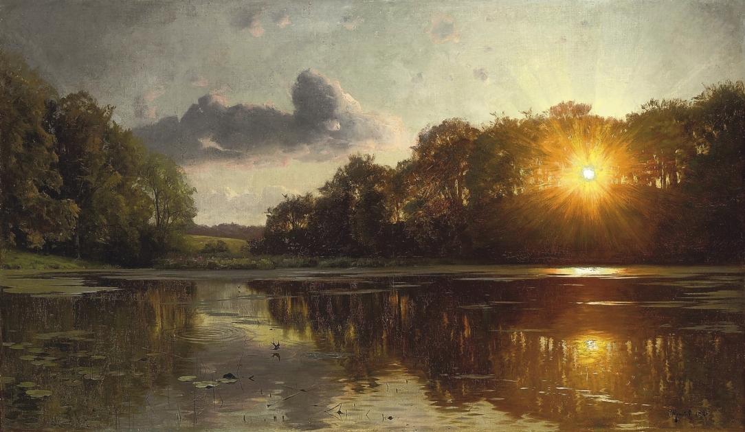 Mønsted Forest Lake