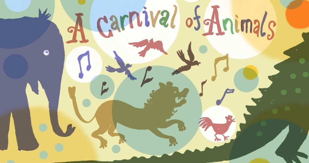 Classical Sunday: Saint-Saëns' Carnival of the Animals