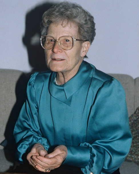 Grandma in 1986
