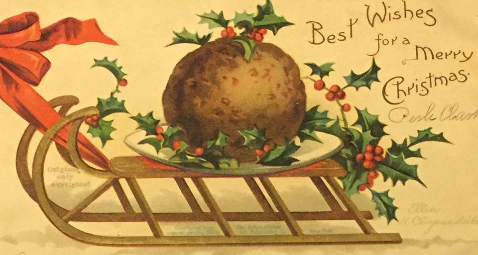 Christmas pudding2