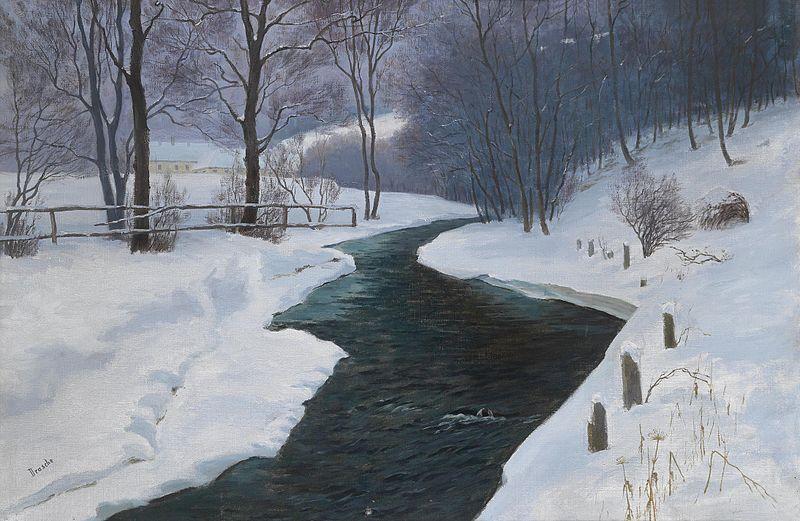 Richard_Freiherr_von_Drasche-Wartinberg_Im_tiefen_Winter