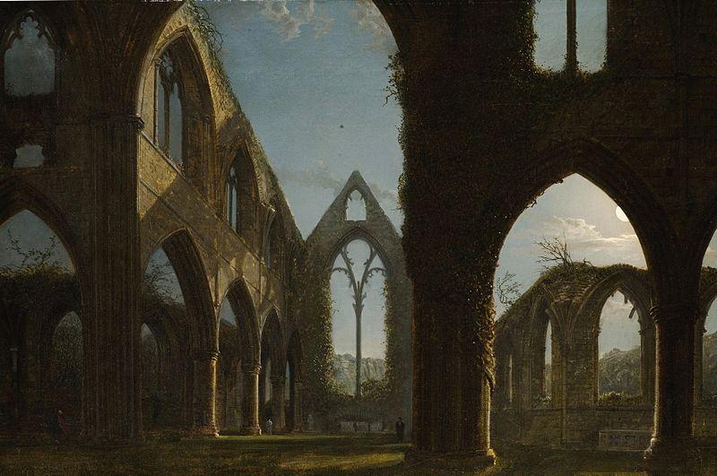 Carl_Gustav_Carus_-_Tintern_Abbey