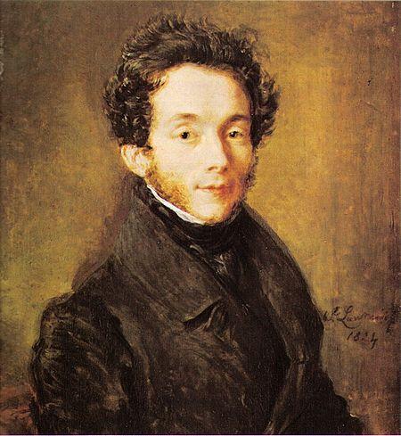 weber in 1814