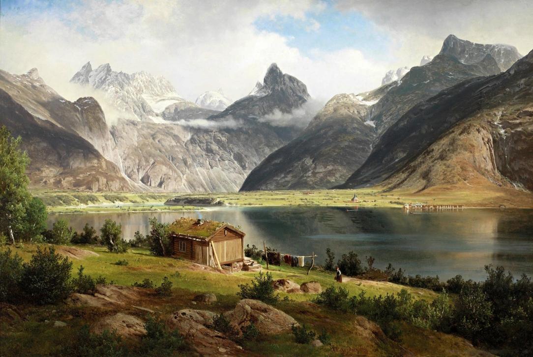 johan_fredrik_eckersberg_1822-1870_-fra_romsdalen