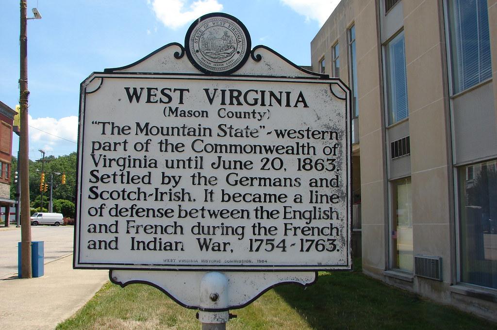 WV mason county