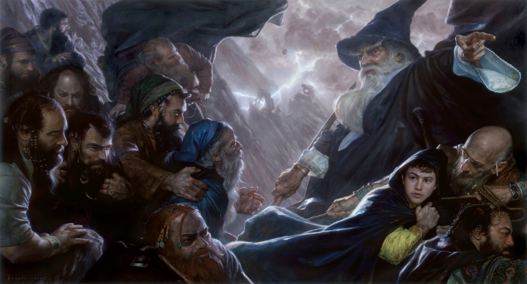 The Hobbit Donato Giancola
